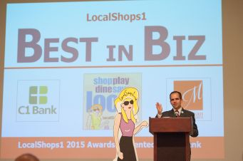 Tampa Bay Local Shops Awards